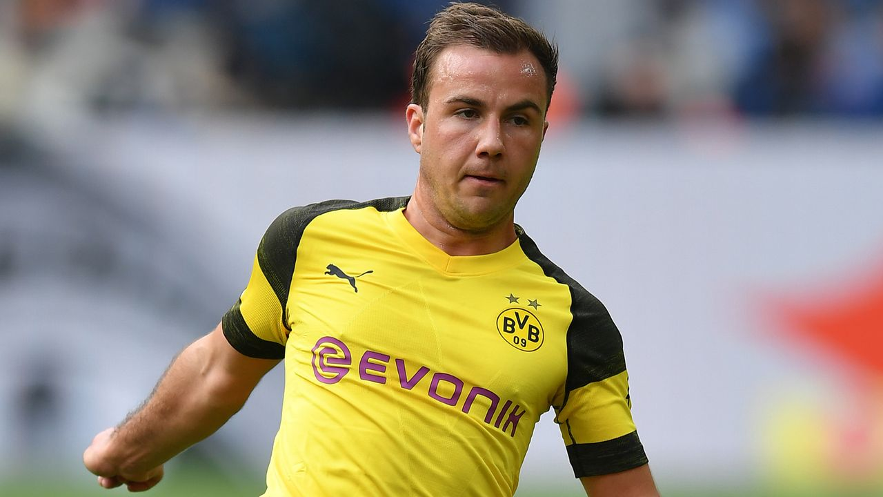 Mario Götze - Bildquelle: Getty Images