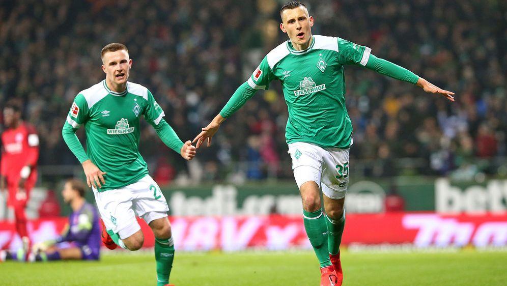 Borussia Mönchengl gegen SV Werder Bremen live im TV, Stream & Ticker