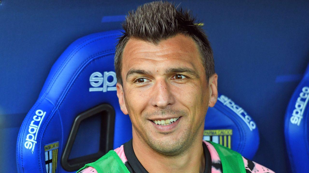 Mario Mandzukic (Juventus Turin) - Bildquelle: 2019 Getty Images