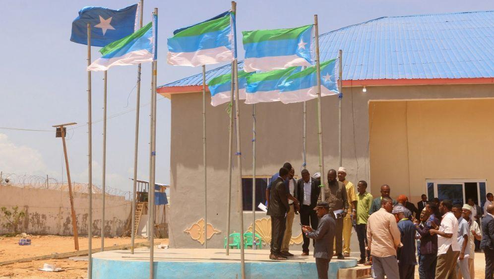 Fußballspieler bei Explosion in Kismayo/Somalia getötet - Bildquelle: AFPSIDSTRINGER