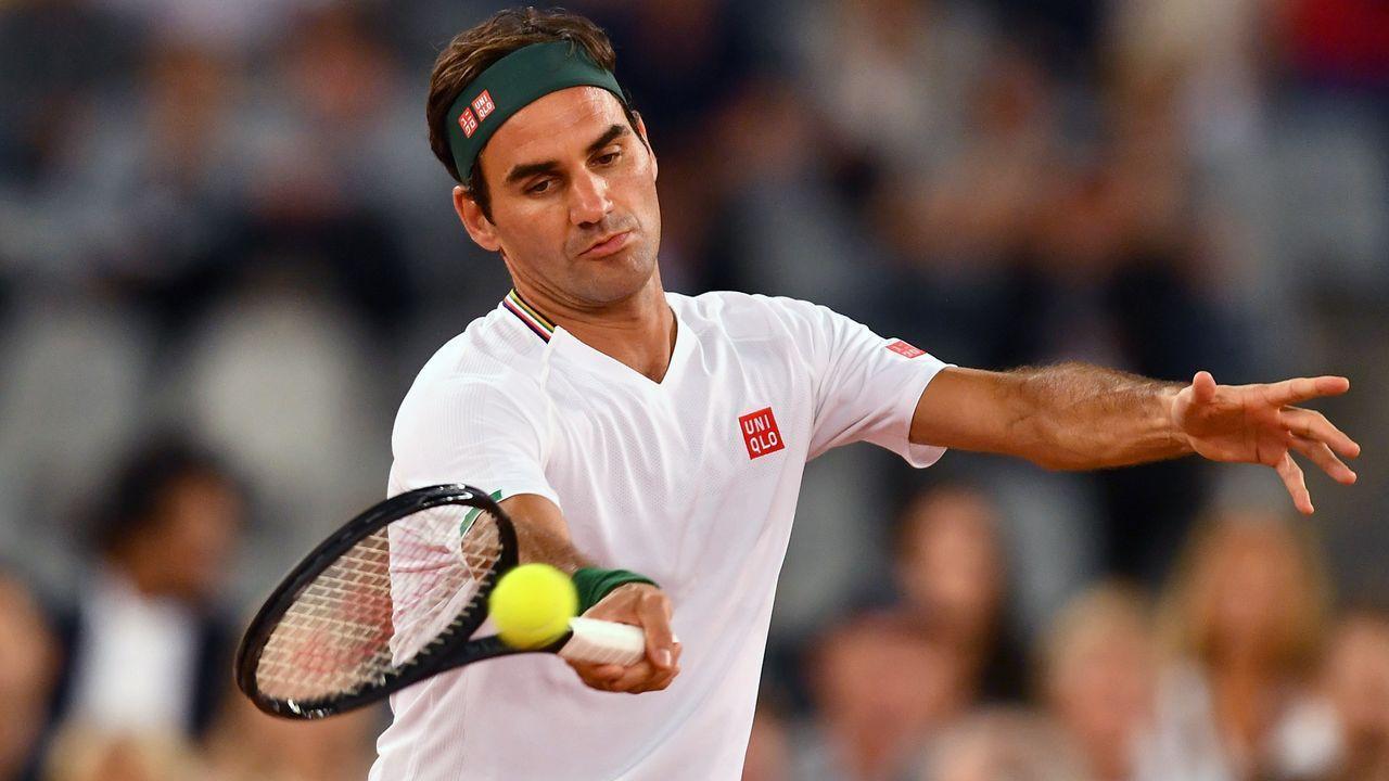 Platz 1 - Roger Federer (Tennis) - Bildquelle: 2019 Getty Images