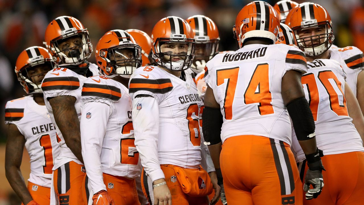 Cleveland Browns - Bildquelle: 2018 Getty Images