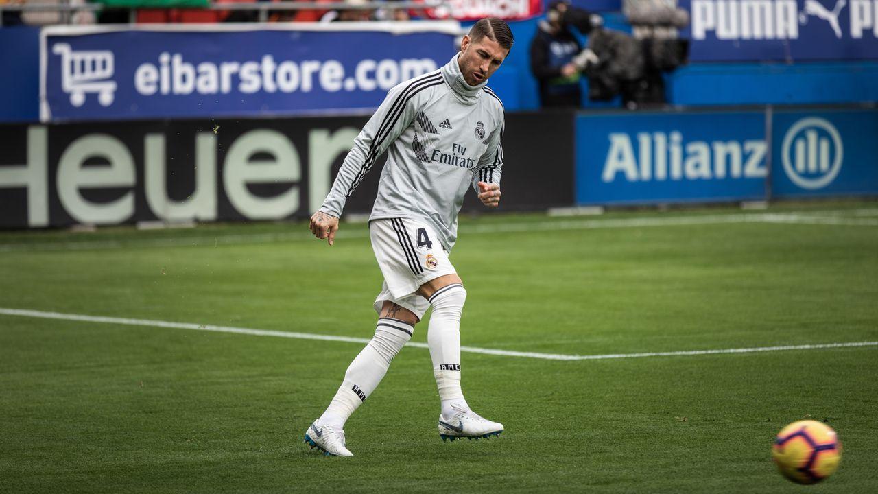 Sergio Ramos (Real Madrid) - Bildquelle: imago images/Carlos Aragón Cisneros