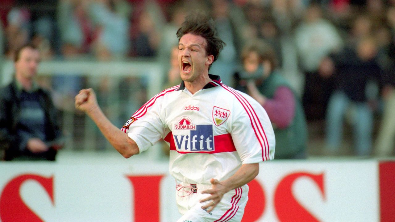 Saison 1995/96 - Bildquelle: Imago Images