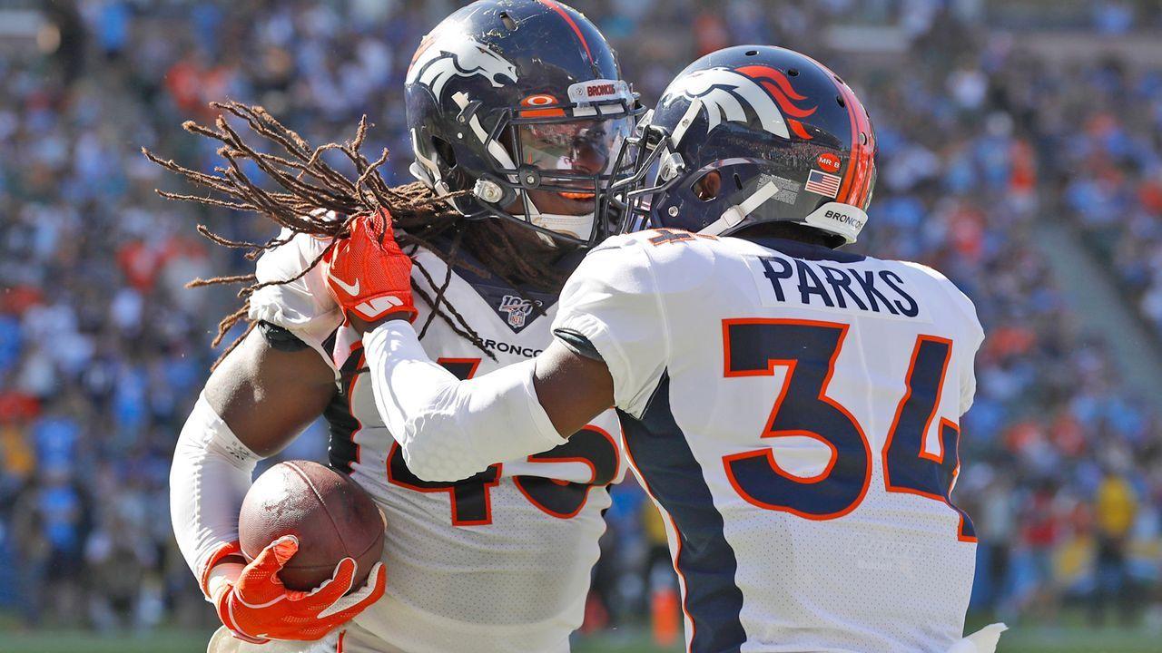 Pick 15: Denver Broncos - Bildquelle: 2019 Getty Images