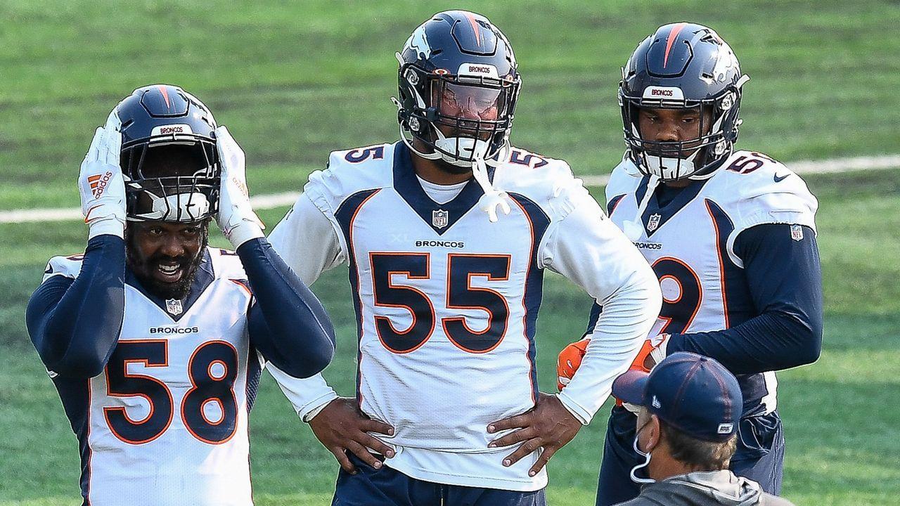 Platz 6: Denver Broncos  - Bildquelle: 2020 Getty Images