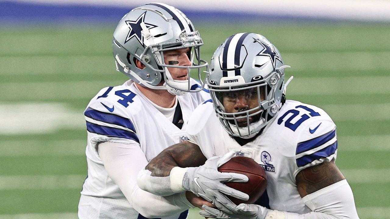 Dallas Cowboys (6-10 zum Zeitpunkt des Ausscheidens) - Bildquelle: Getty Images