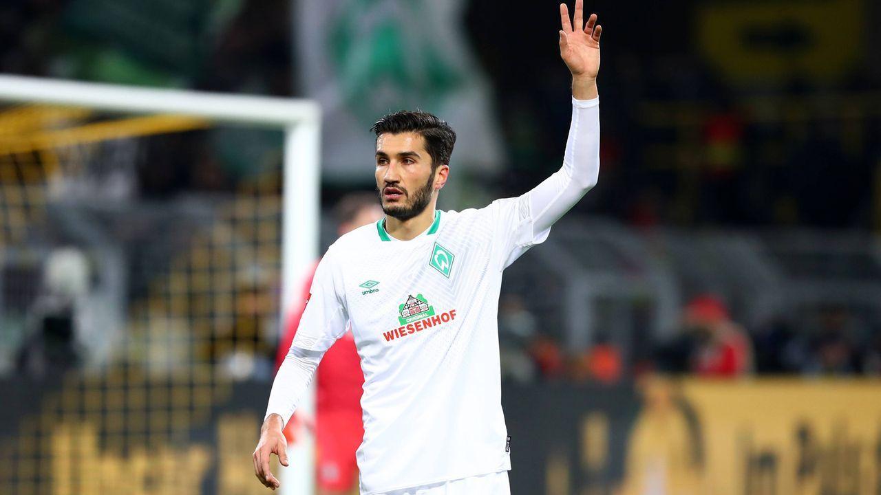 Nuri Sahin, damals Borussia Dortmund - Bildquelle: imago/Thomas Bielefeld