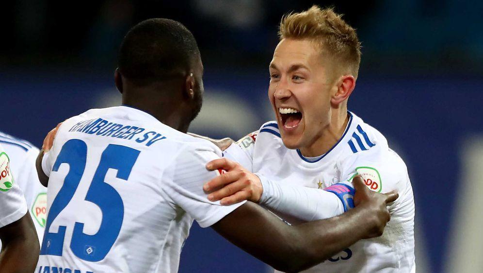 Holtby erzielte den entscheidenden Treffer für den HSV - Bildquelle: Getty