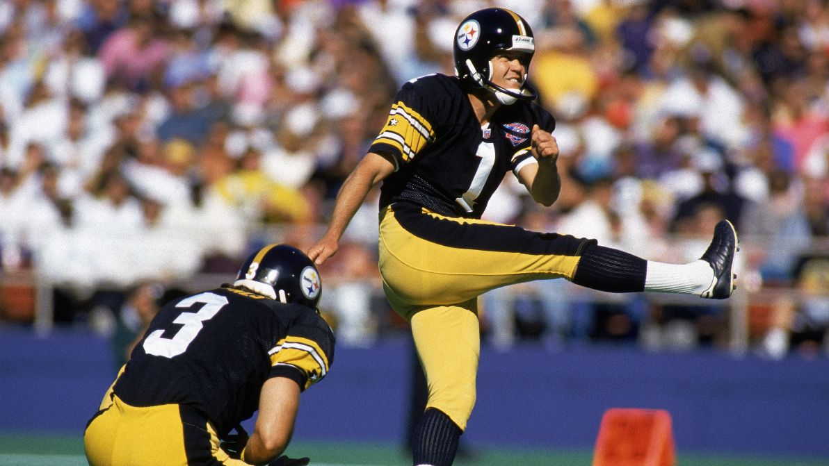 Pittsburgh Steelers - Gary Anderson  - Bildquelle: Getty Images