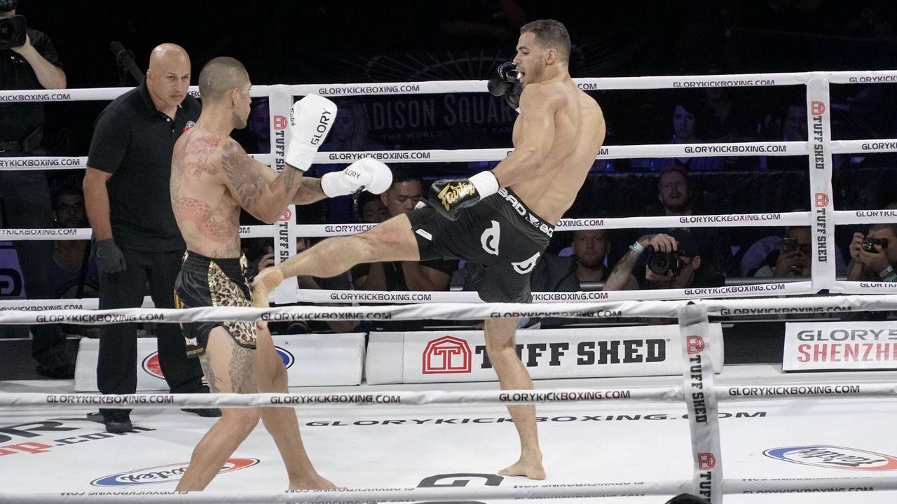 Kickboxen Glory 24 - Bildquelle: imago/ZUMA Press
