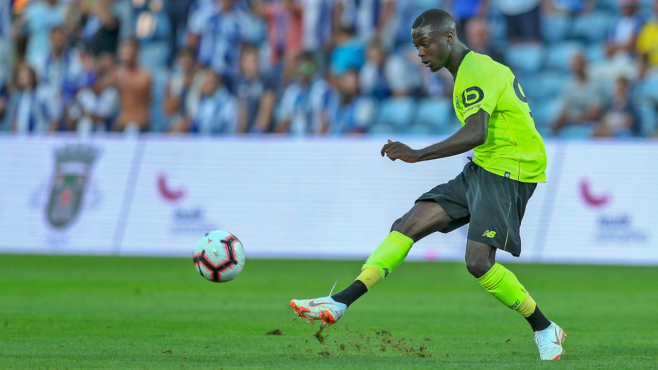 Nicolas Pepe - Bildquelle: 2018 Getty Images