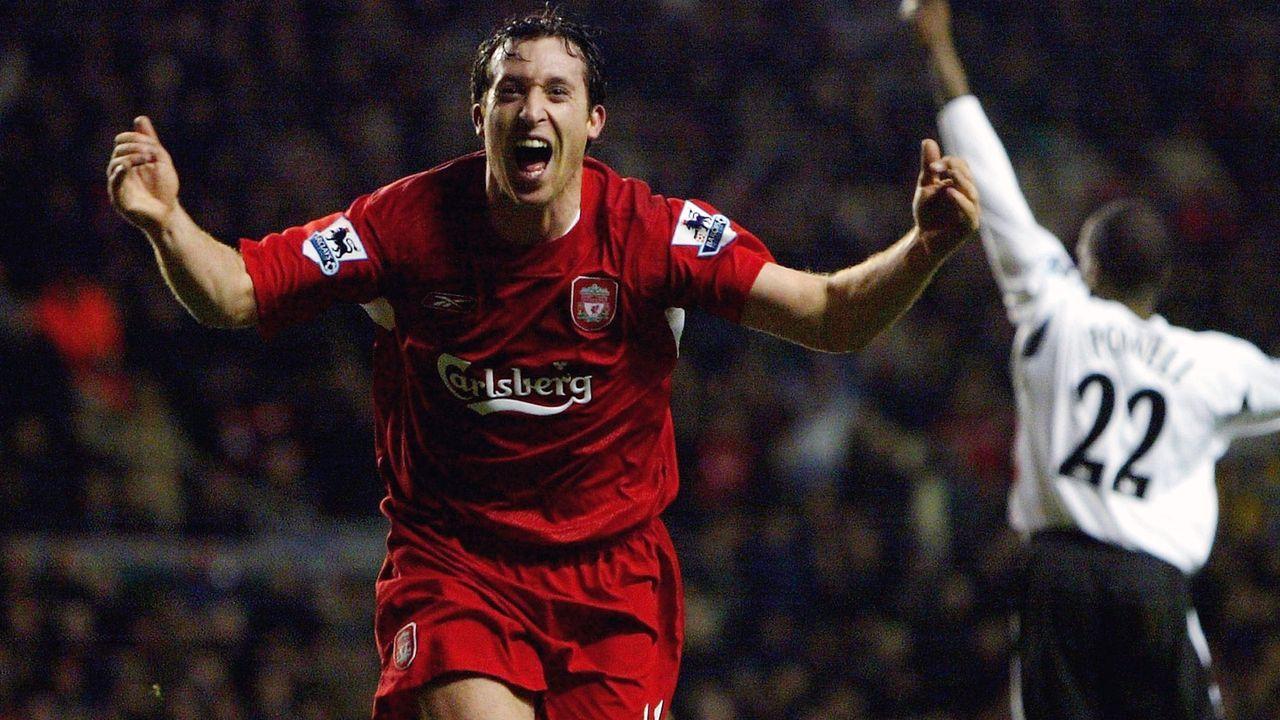Robbie Fowler - Bildquelle: 2006 Getty Images