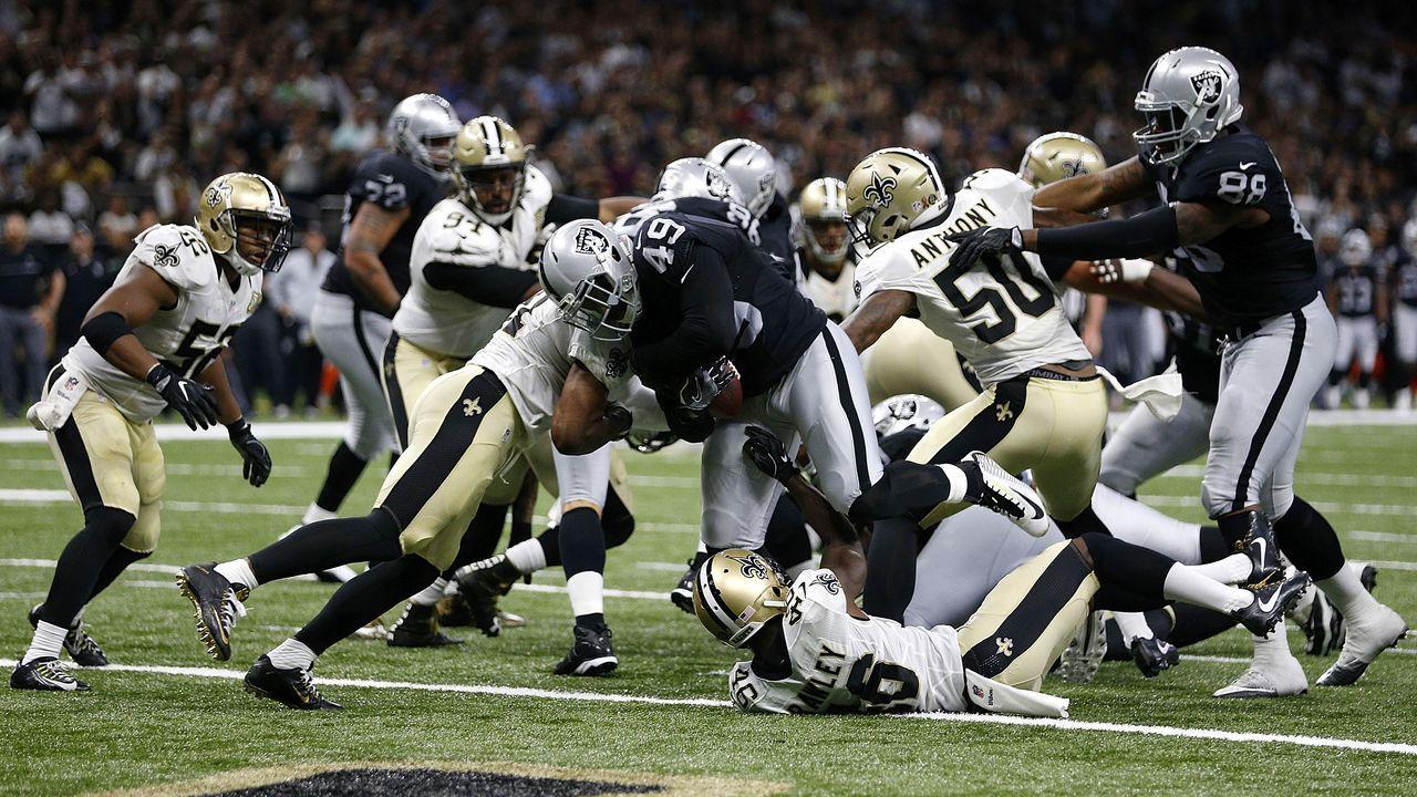 2. Spieltag: New Orleans Saints @ Las Vegas Raiders - Bildquelle: 2016 Getty Images
