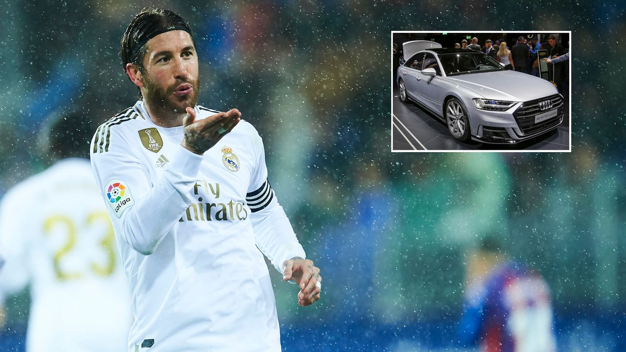 Sergio Ramos - Bildquelle: Getty / Imago