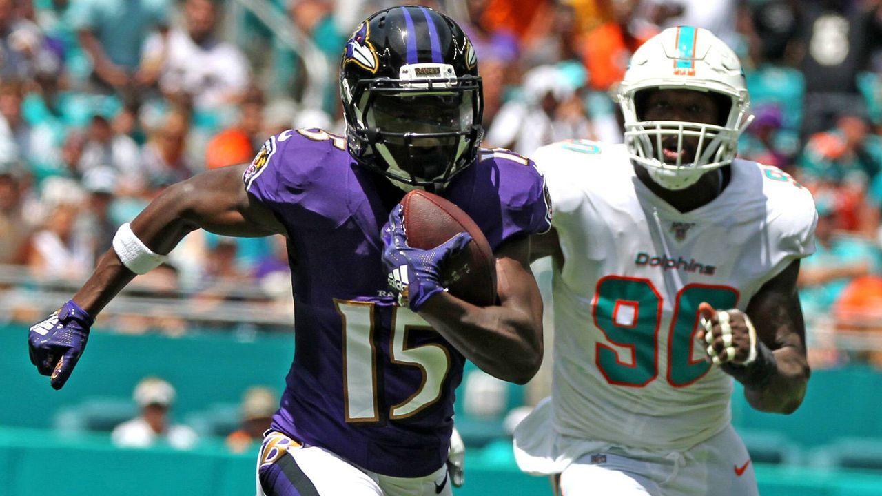 Passing Offense: Baltimore Ravens - Bildquelle: imago images / ZUMA Press