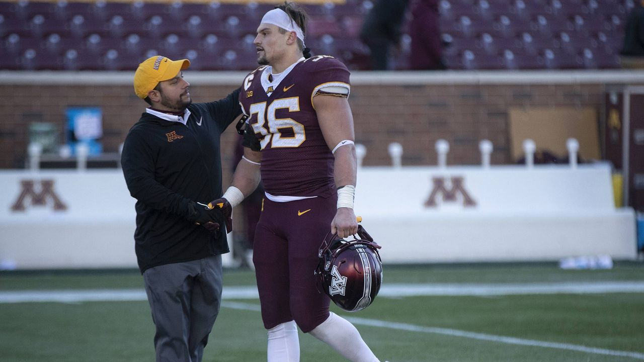 Blake Cashman (Minnesota) - Bildquelle: imago/ZUMA Press