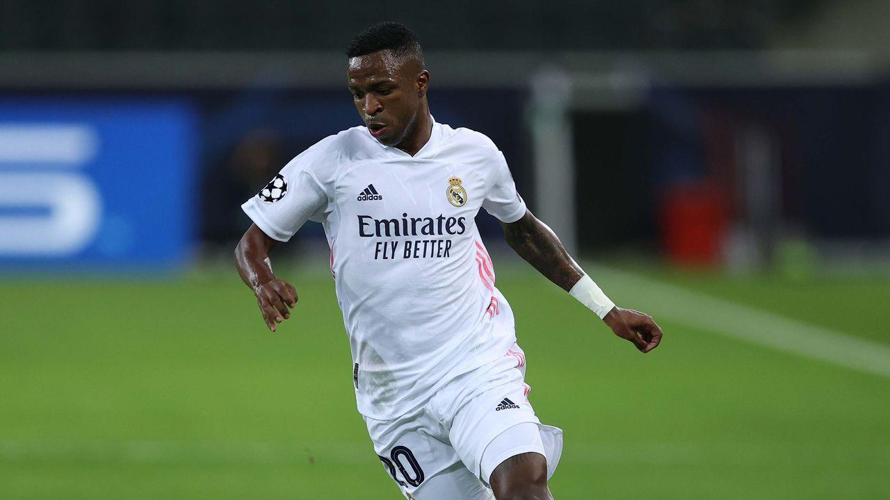 Gruppenphase, 1. Spieltag: Vinícius Júnior (Real Madrid) - Schnellstes Tor nach Einwechslung  - Bildquelle: getty