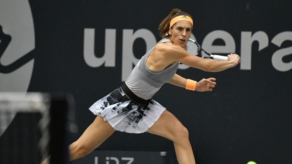 Petkovic schlägt Kuzmova glatt in zwei Sätzen - Bildquelle: APAAPASIDBARBARA GINDL
