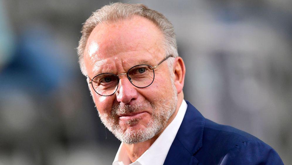 Karl-Heinz Rummenigge sieht Spiele ohne Fans als belastend für die Spieler a... - Bildquelle: getty