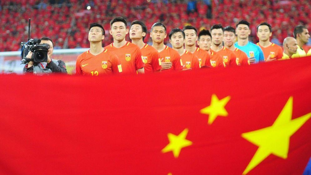 China bewirbt sich um Asien-Cup 2023 - Bildquelle: PIXATHLONPIXATHLONSID