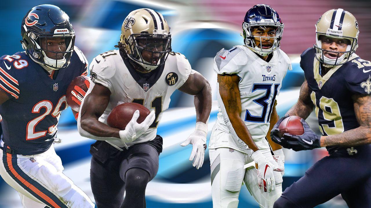 Wer ist der Schnellste? NFL-Stars nehmen wohl an 40-Yard-Sprintturnier teil - Bildquelle: imago images / Icon SMI
