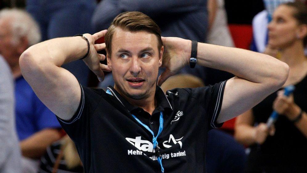 Filip Jicha hadert mit dem Unentschieden gegen Kielce - Bildquelle: PIXATHLONPIXATHLONSID