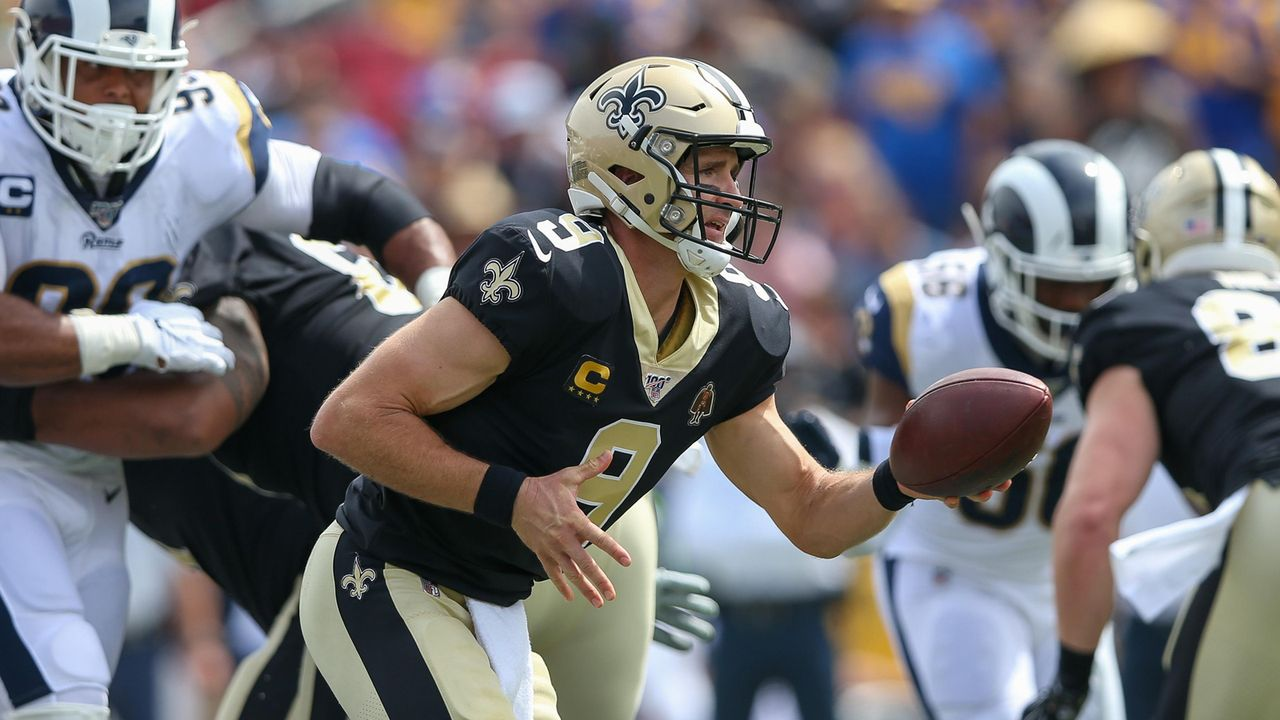 Verlierer: New Orleans Saints - Bildquelle: imago images / Icon SMI