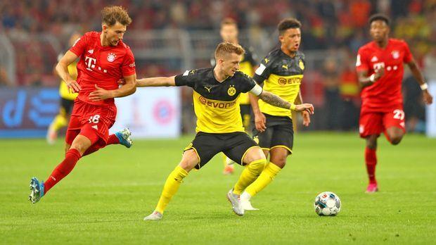 Bayern Dortmund Im Fernsehen
