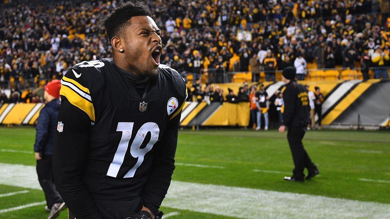 Platz 31 - Pittsburgh Steelers - Bildquelle: 2018 Getty Images
