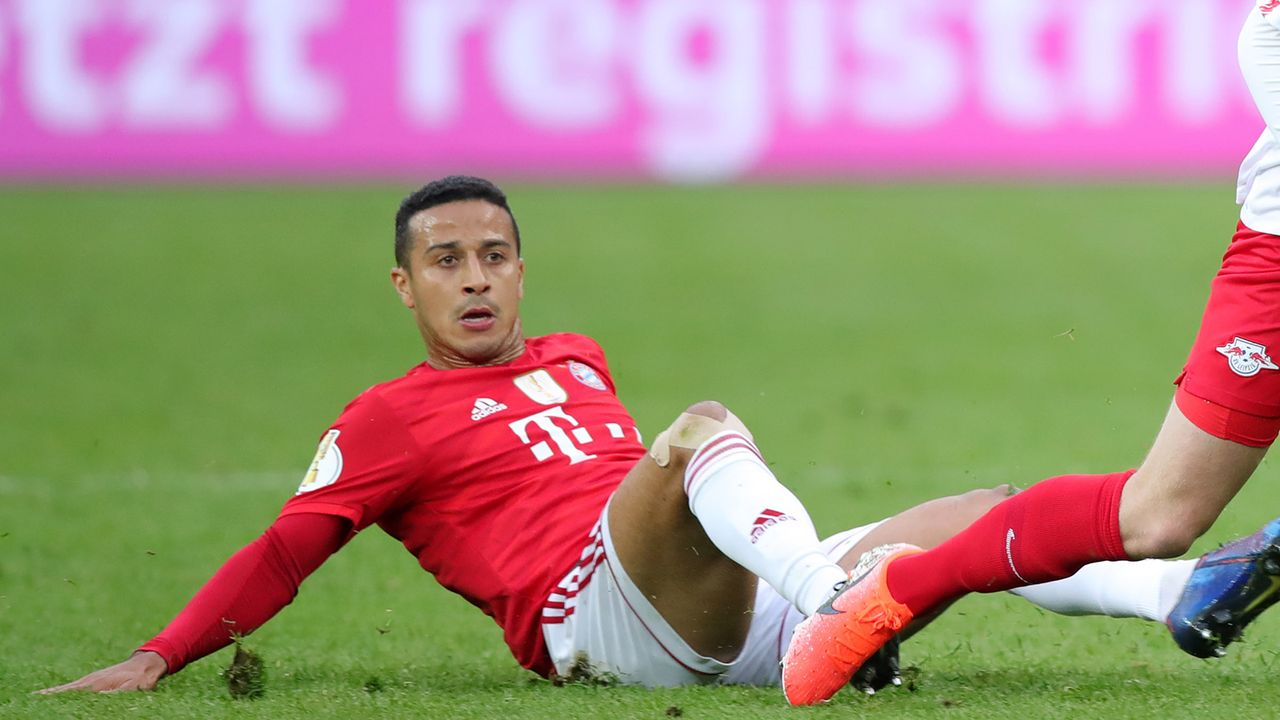 Thiago Alcantara (FC Bayern München)  - Bildquelle: Getty