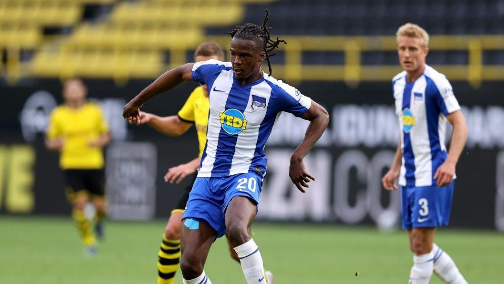 Neuer Hertha-Kapitän: Dedryck Boyata - Bildquelle: AFPSIDLARS BARON