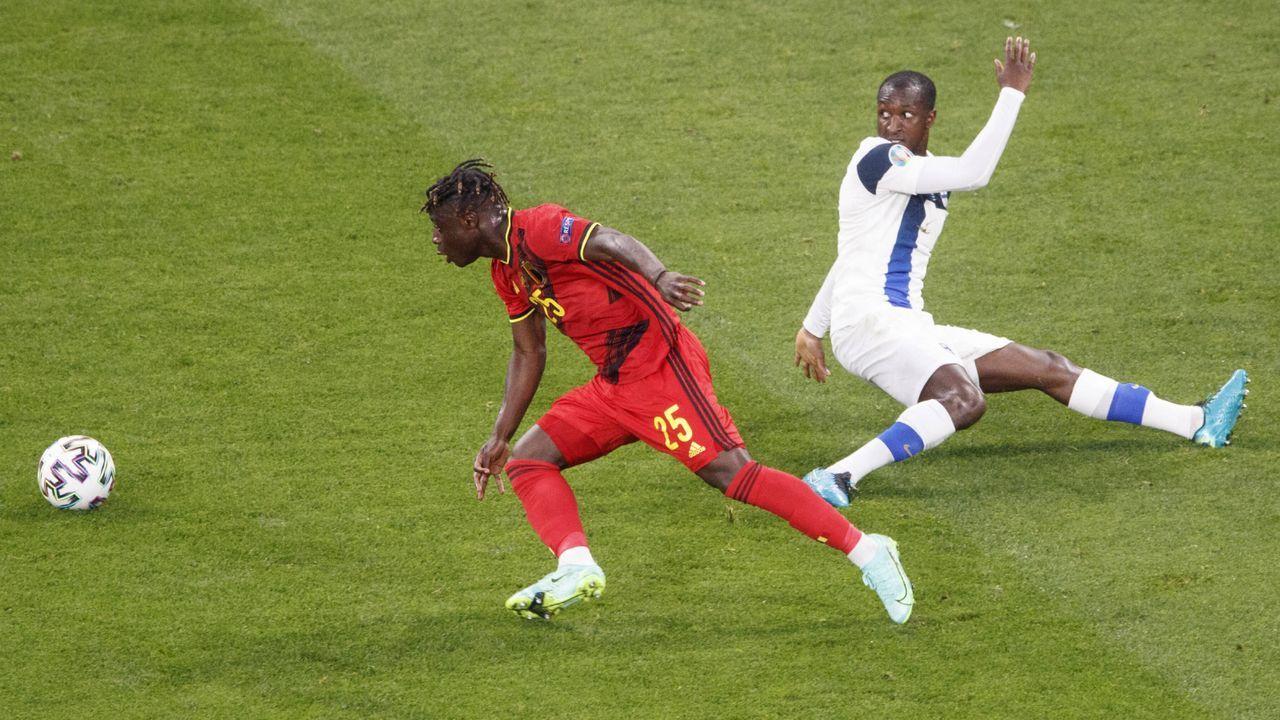 Jeremy Doku (Belgien/Stade Rennes) - Bildquelle: Imago