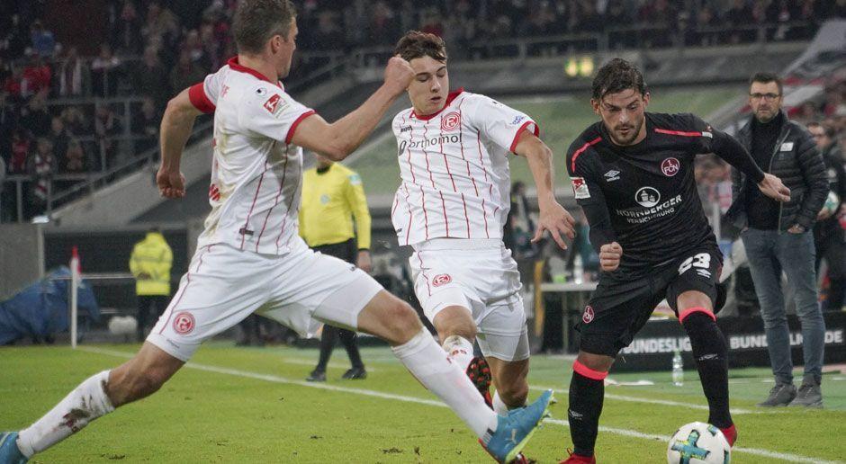 34. Spieltag: 1. FC Nürnberg - Fortuna Düsseldorf - Bildquelle: imago/Nordphoto