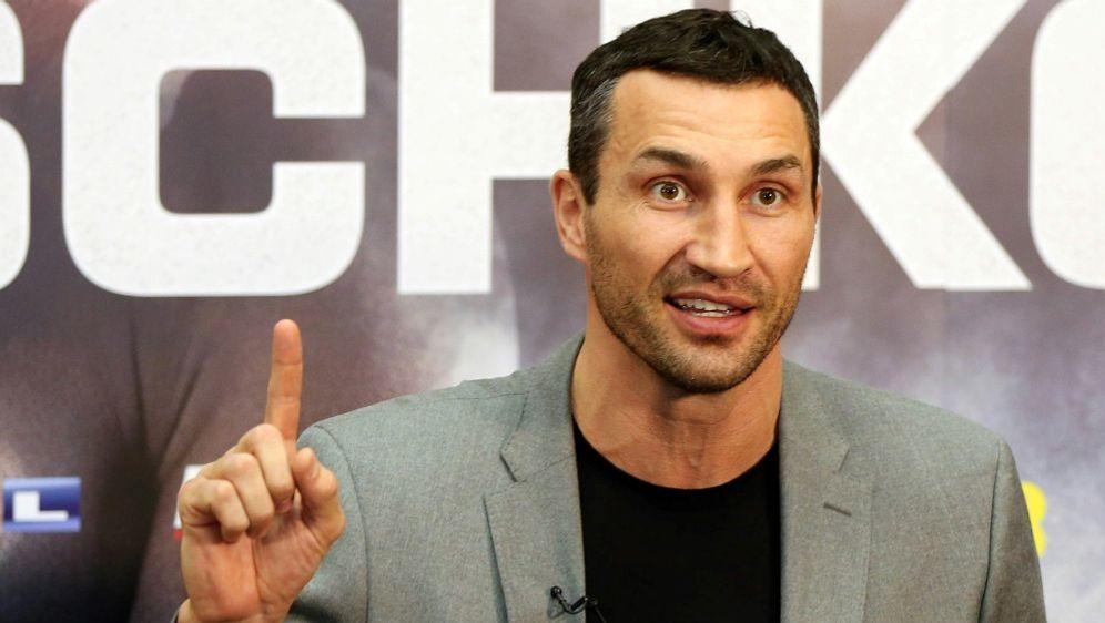 Wladimir Klitschko schließt mögliches Comeback nicht aus - Bildquelle: PIXATHLONPIXATHLONSID
