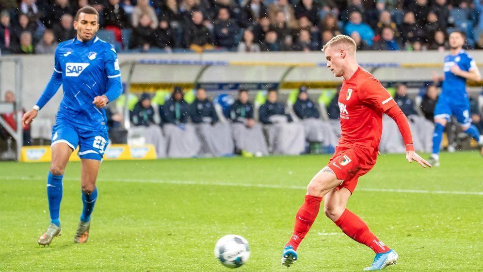 Philipp Max erzielt gegen Hoffenheim einen Doppelpack - Bildquelle: Imago
