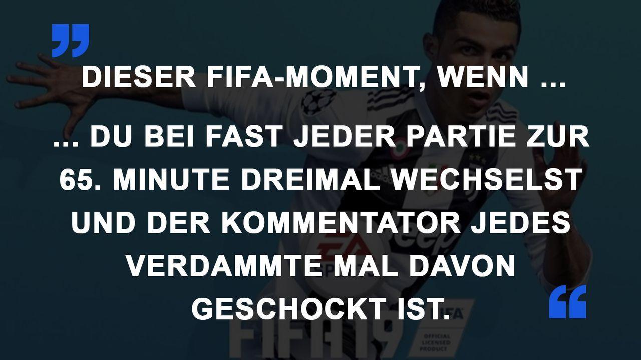 FIFA Momente schockierter Kommentator