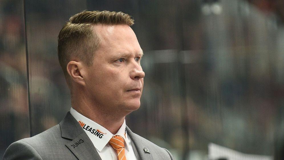 Eishockey: Mike Stewart neuer Trainer in Köln - Bildquelle: PIXATHLONPIXATHLONSID