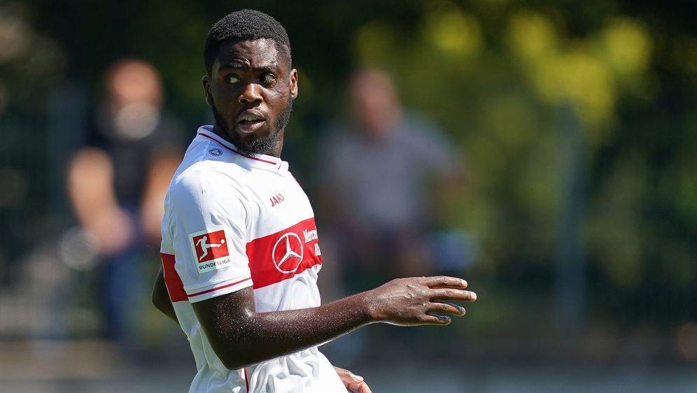 Orel Mangala wird dem VfB Stuttgart vorerst fehlen. - Bildquelle: 2020 Getty Images
