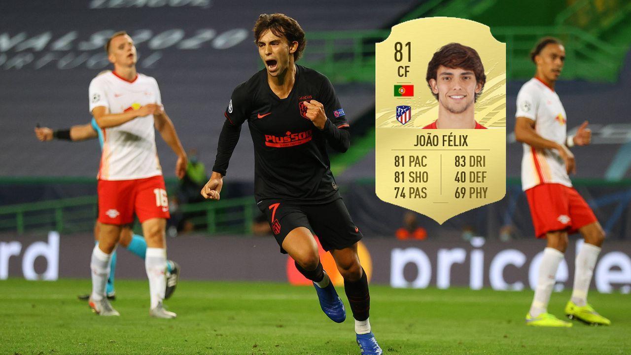 Joao Felix (Atletico Madrid) - Bildquelle: Imago / Futhead