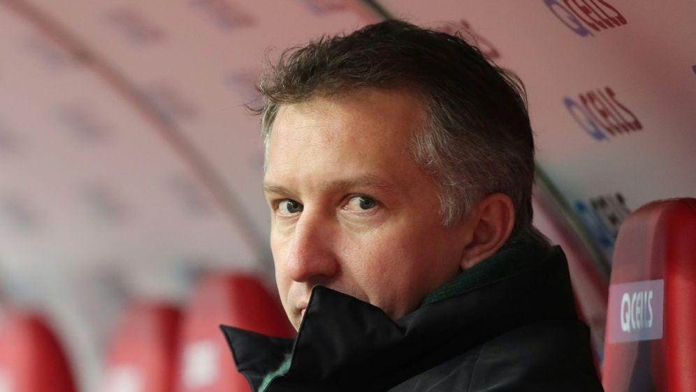 Baumann erlebt schwere Zeiten bei Werder - Bildquelle: pixathlonpixathlonSIDOliver Behrendt