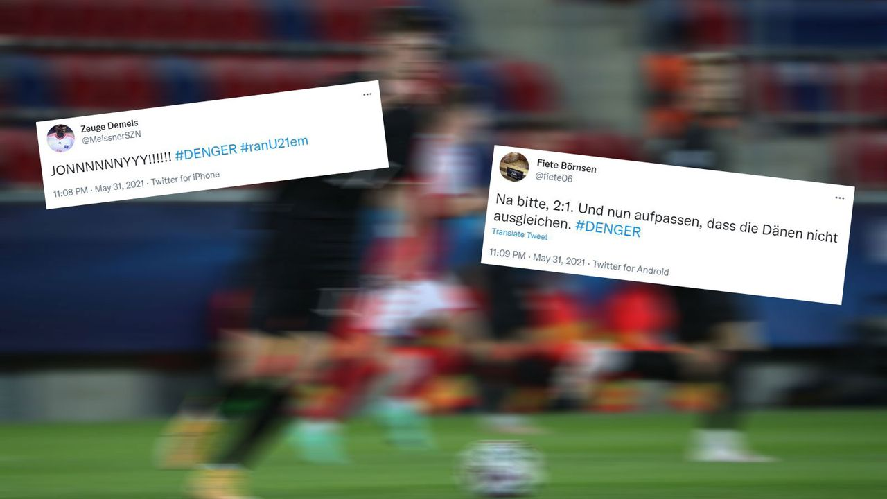 Burkardt zum 2:1! - Bildquelle: Imago Images/twitter.com @MeissnerSZN/twitter.com @fiete06