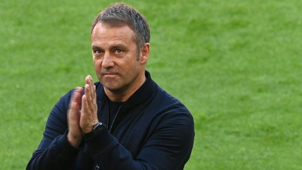 Flick hat seine Stelle als Bundestrainer angetreten - Bildquelle: AFPPOOLSIDCHRISTOF STACHE