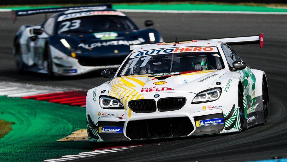 Marco Wittmann darf nun darauf hoffen, am Norisring konkurrenzfähig zu sein. - Bildquelle: Gruppe C