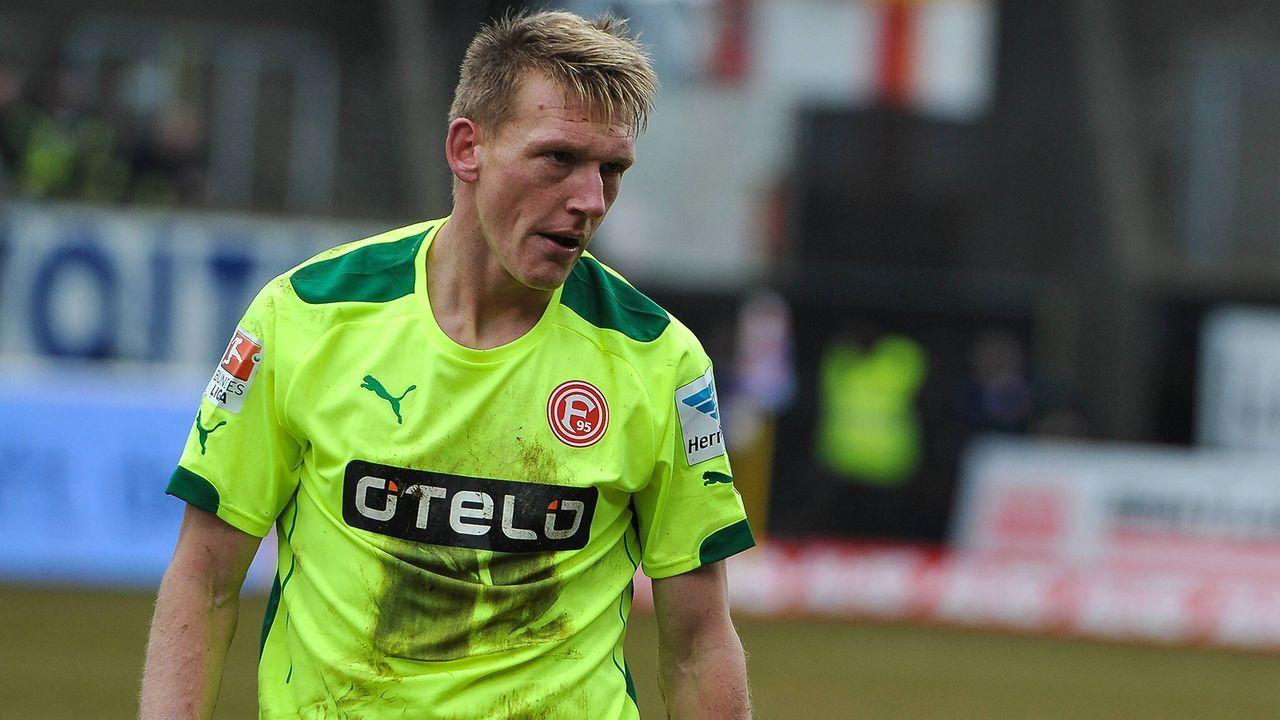 Linkes Mittelfeld: Axel Bellinghausen (218 Spiele) - Bildquelle: Imago