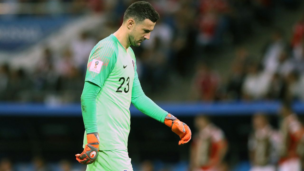 Danijel Subasic (Kroatien) - Bildquelle: Getty Images