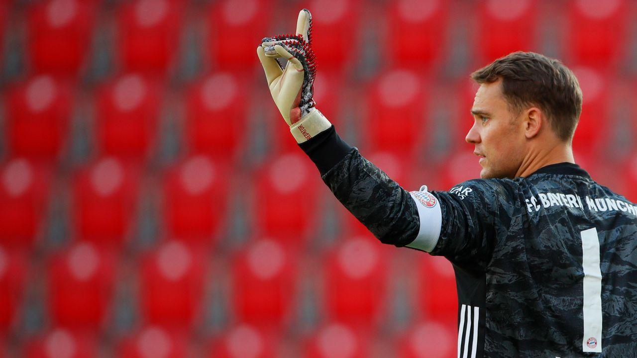 Manuel Neuer - Bildquelle: 2020 Getty Images