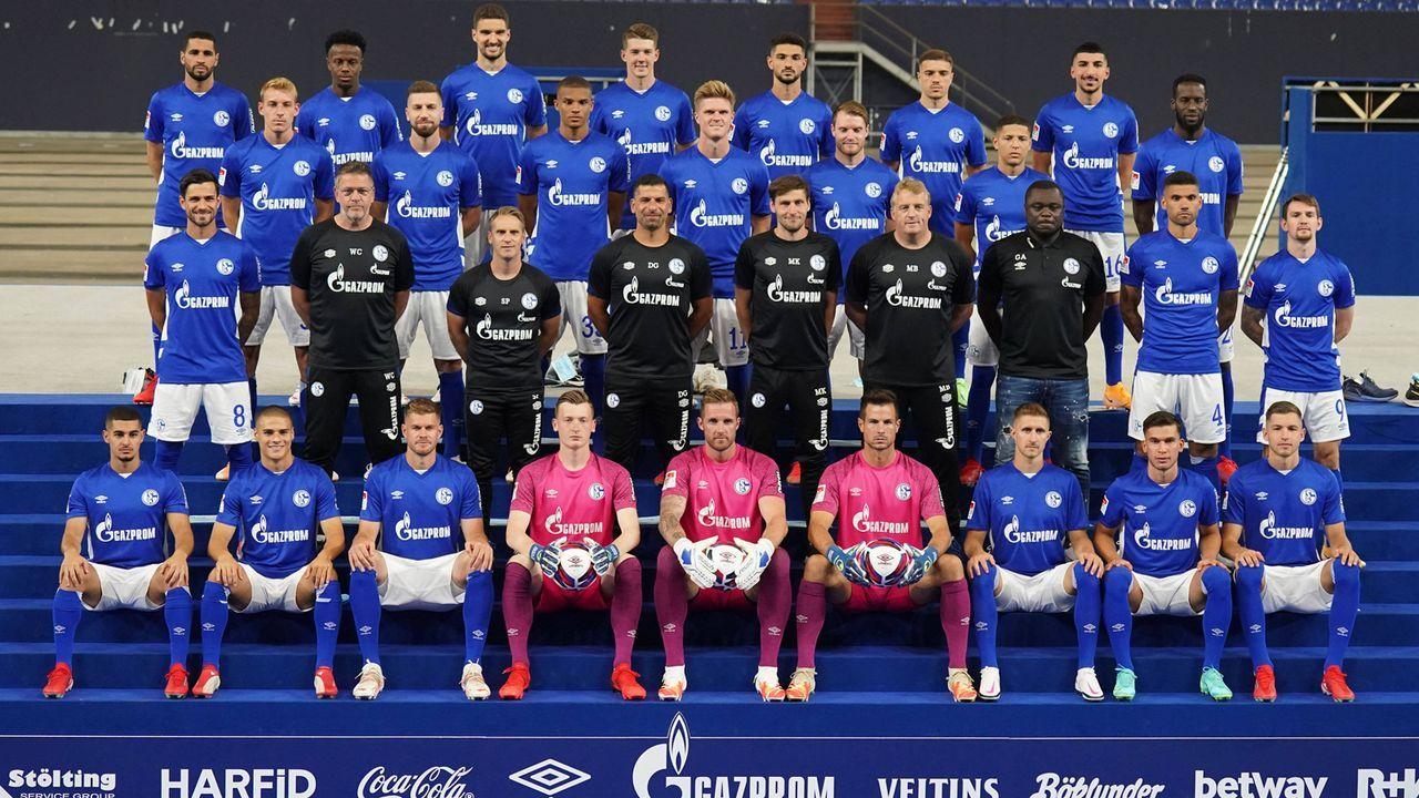Kader, Fans, Stimmung: So sieht das neue Schalke aus  - Bildquelle: imago images/Chai v.d. Laage