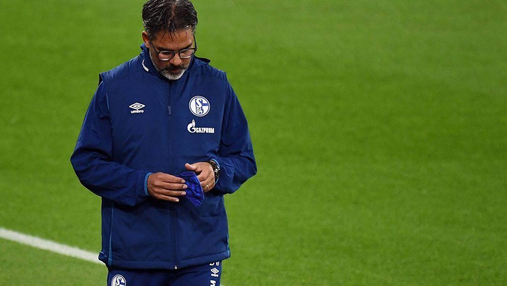 David Wagner übernahm zur Saison 2019/20 den Trainerposten auf Schalke. - Bildquelle: imago