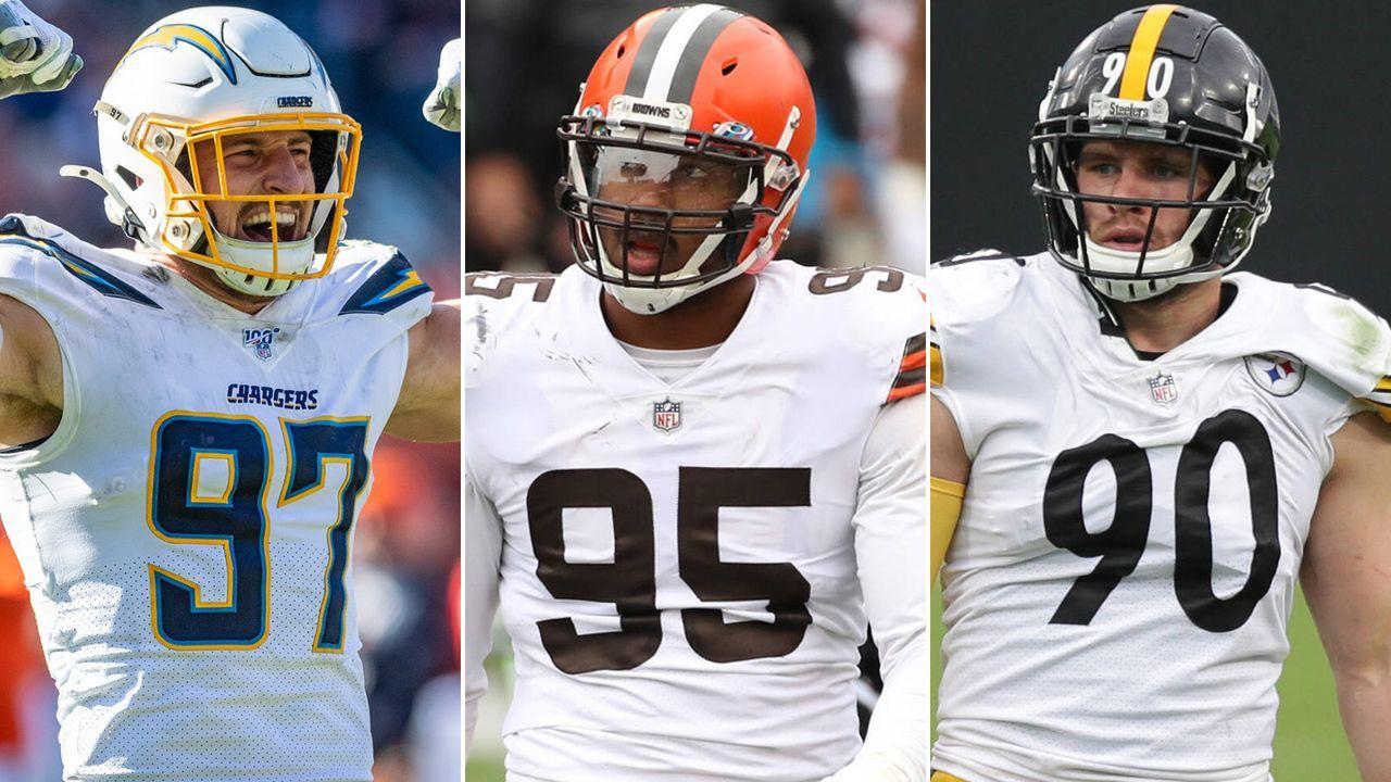 NFL-Umfrage: Die 10 besten Edge Rusher - Bildquelle: imago